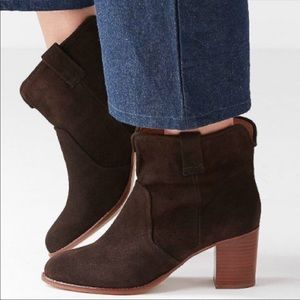 Urban Outfitters Pull-on Western Boots - WORN ONCE